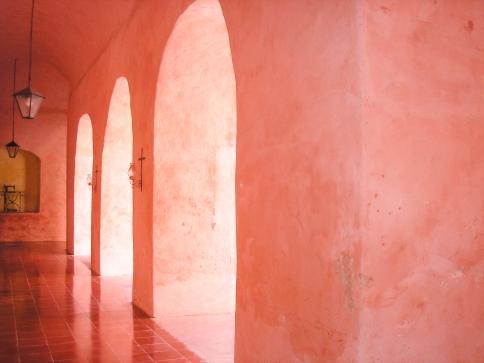 Convento de San Bernardino de Siena, Valladolid, Yucatán, México