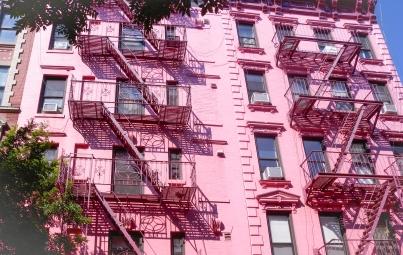 Edificio en Soho, Nueva York, EEUU
