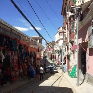 calle Sargananga