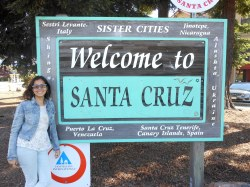 Welcome to Santa Cruz