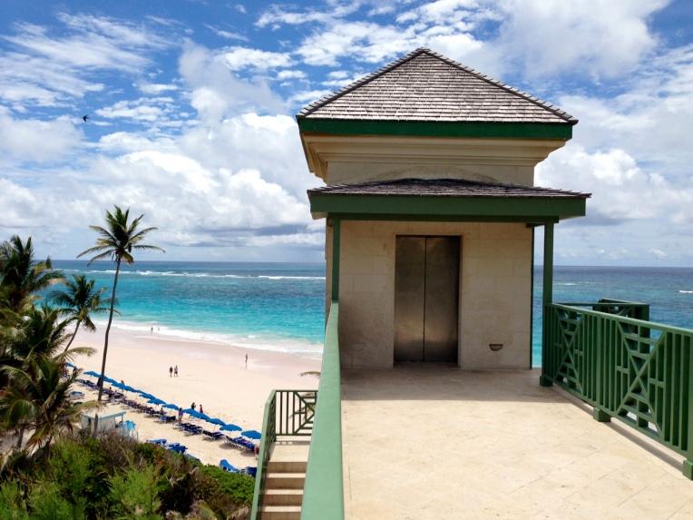 Elevador en Barbados