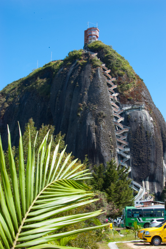 Escaleras del Peñol, Colombia