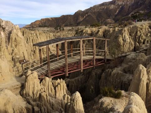 puente Valle de la Luna