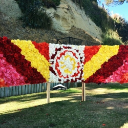 begonia festival mural 2