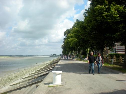 Caminata Saint Valery