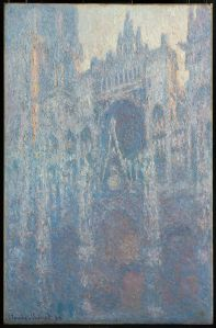 Catedral de Rouen - Claude Monet