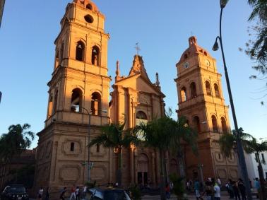 catedral Santa Cruz de la Sierra