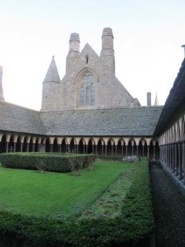 claustro de la Abadía