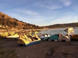 Copacabana lago Titicaca