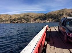 Estrecho de Tiquina