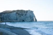 falaises Etretat Normandie France