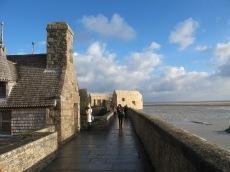 Fortificaciones del Mont Saint-Michel 2