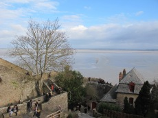 Fortificaciones del Mont Saint-Michel 3