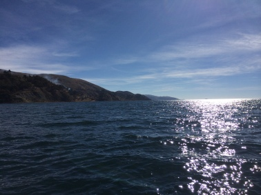 Lago titicaca parte boliviana