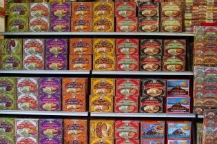 Las galletas de la Mère Poulard de todos colores