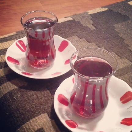 Té de Cereza turco