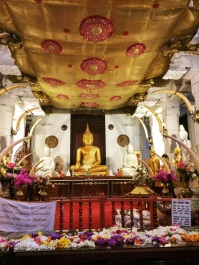 Buda en New Shrine