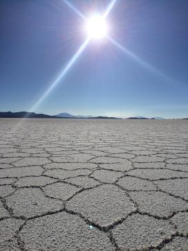 desierto de Uyuni Bolivia