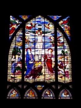 vidriera Iglesia Saint Jean de Montmartre