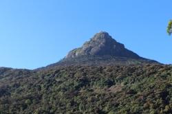Cima del Adam's Peak