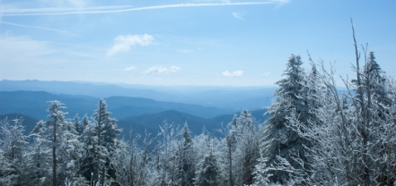 Clingmans Dome Great Smoky Mountains 2