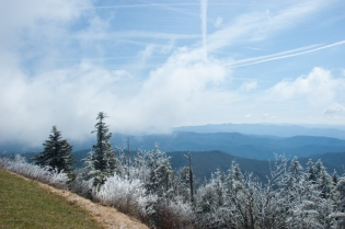 Clingmans Dome Great Smoky Mountains