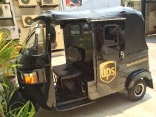 Tuk tuk UPS
