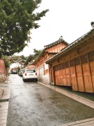 Estas casas tradicionales tienen residentes actualmente