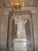 Estatua de Napoleón en el Hotel de los Inválidos