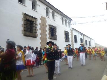 potosi bolivia desfile