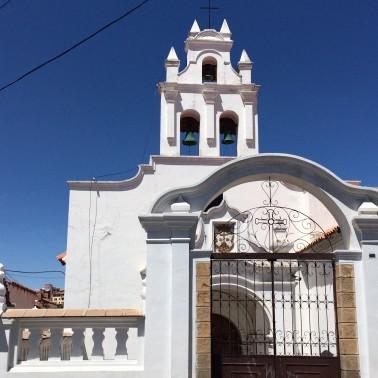 sucre bolivia iglesia