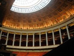 techo asamblea nacional paris francia