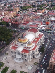 Bellas Artes, Ciudad de México, México