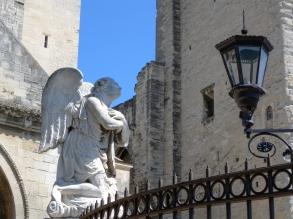 Palacio de lo Papas, Aviñón, Francia