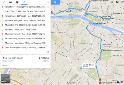 mapa exposiciones paris 2