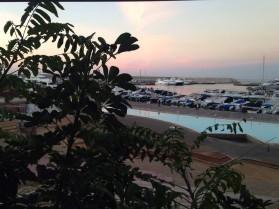 Beruit atardecer en Bahía de San Jorge 2