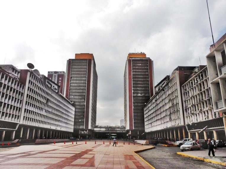 Centro Simón Bolívar Caracas