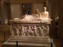 monumento en Museo NAcional de Arqueologia Beruit
