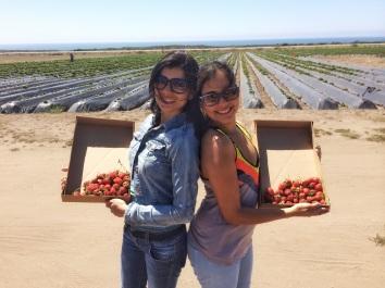 mi hermana y yo