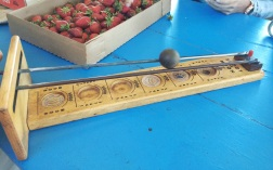 juegos vintage Swanton Berry Farm