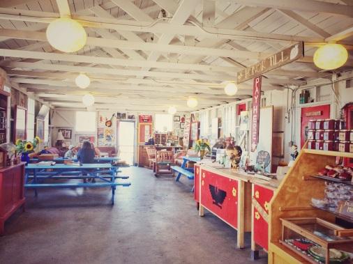 Tienda de la Swanton Berry Farm