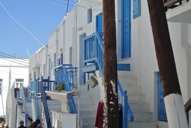 Centro de Mykonos