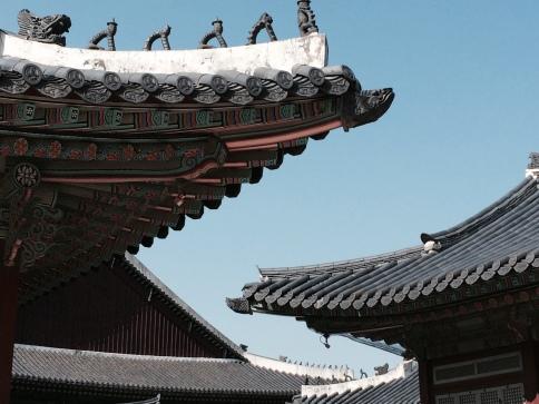 Detalle techos coreanos