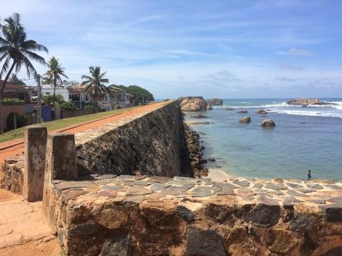 Murallas del fuerte