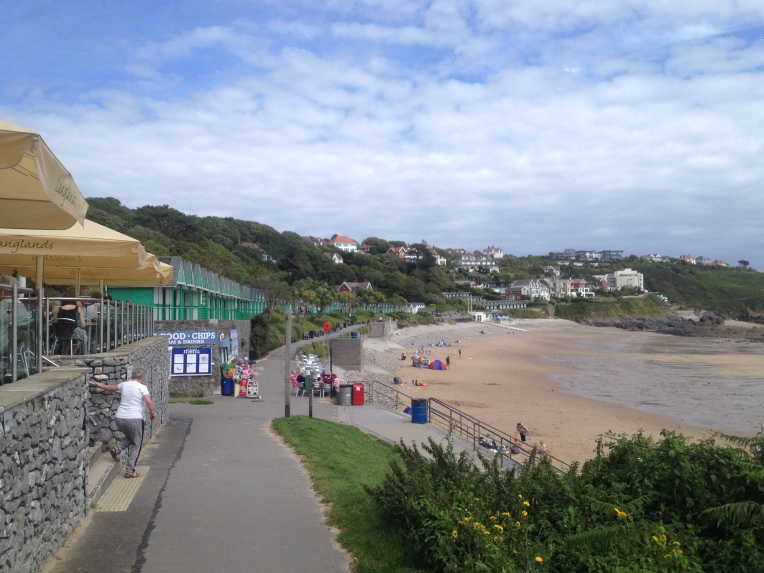 Langland en the Gower, Gales.