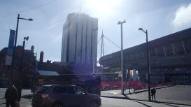Estadio en Cardiff