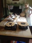 welsh cakes en saint fagans