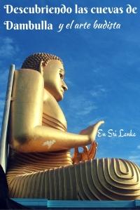Descubriendo las cuevas de Dambulla y el arte budista(1)