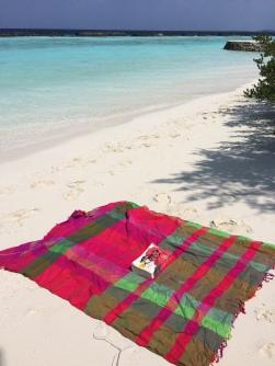Lo que necesitas en esta isla, un buen libro