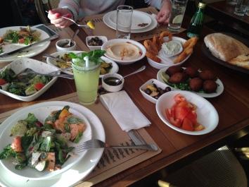 Gastronomía de Biblos